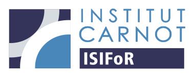 Logo CARNOT ISIFoR